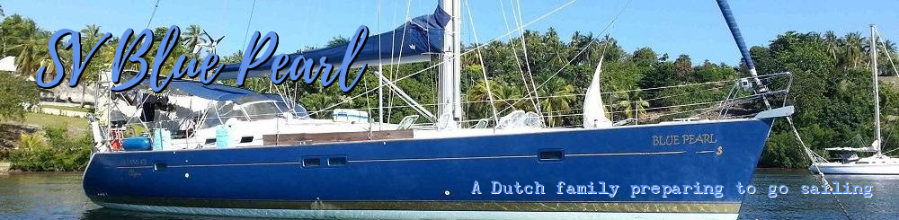 SV Blue Pearl : a Dutch family preparing to go sailing