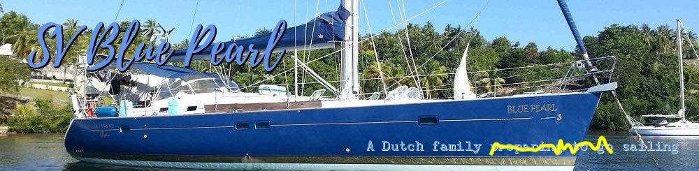SV Blue Pearl : a Dutch family sailing